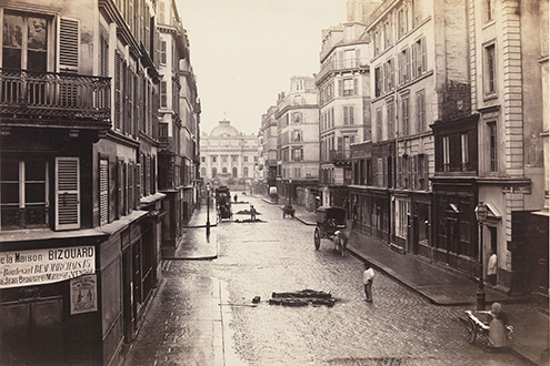 Rue de Constantine fourth arrondissementteaser