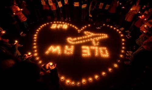MH370 Prayers