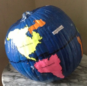 An Educational Craft for Our Budding Geographers