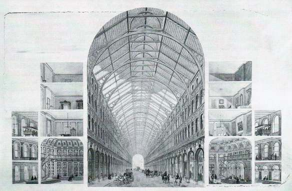 Joseph Paxton Great Victorian Way 1855